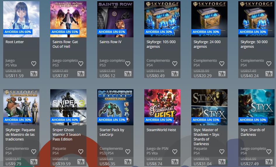 PlayStation Picks Sale
