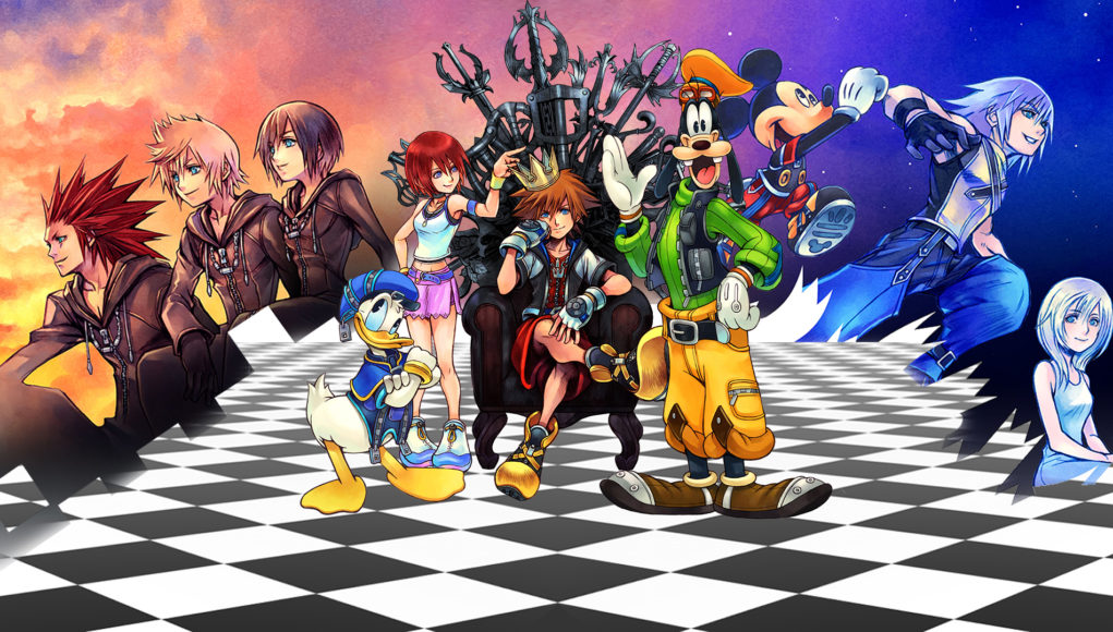 Ya podes disfrutar la saga completa de Kingdom Hearts en Xbox One