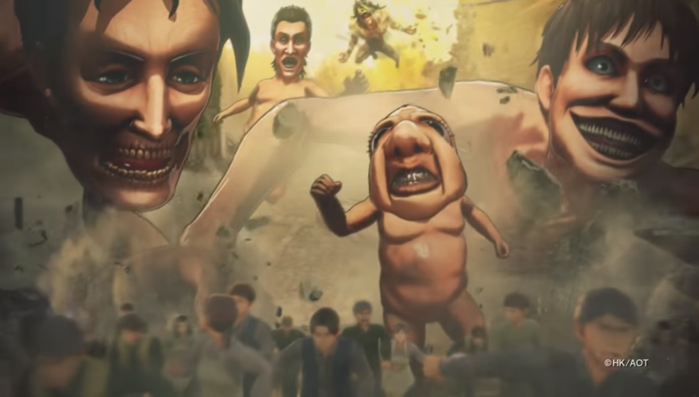 Conocemos los modos Online para Attack on Titan 2 en su nuevo trailer