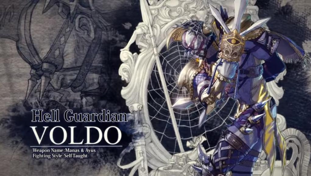 Voldo sera un personaje jugable en Soul Calibur VI