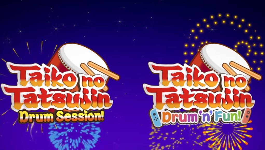 Taiko no Tatsujin: Drum Session! y Taiko no Tatsujin: Drum 'n' Fun! ya se encuentran disponibles
