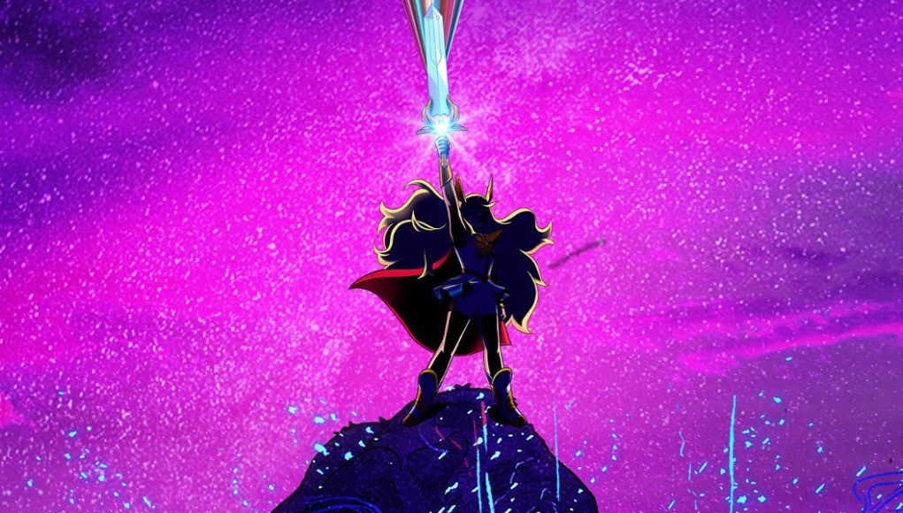 She-Ra and the Princesses of Power trailer