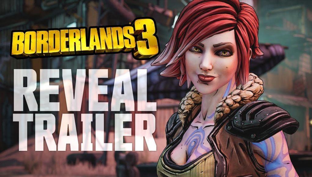 Borderlands 3 es anunciado de forma oficial