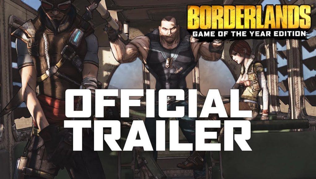 Borderlands: Game of the Year Edition es anunciado para PS4, Xbox One y PC