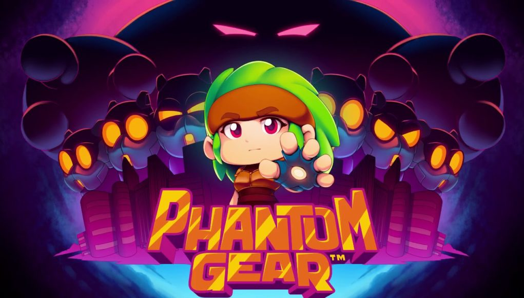 Phantom Gear llegó a Kickstarter