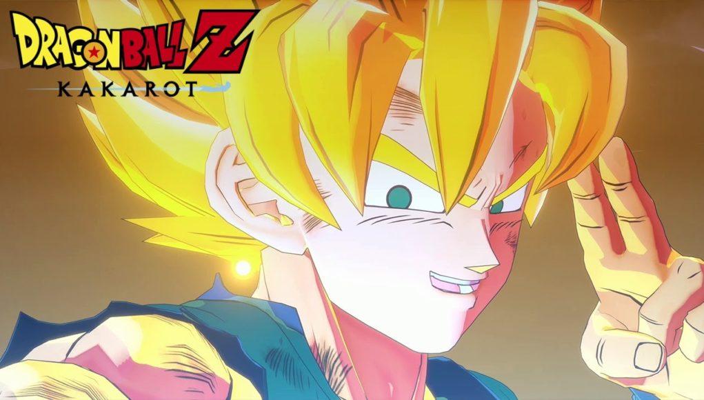 Dragon Ball Z: Kakarot estrena trailer de lanzamiento