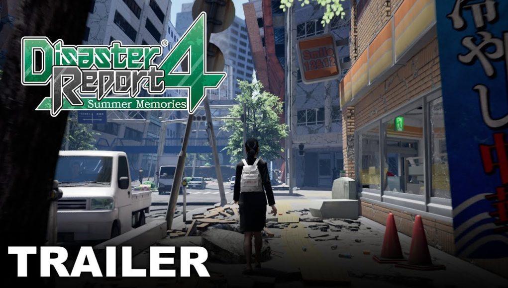 Disaster Report 4: Summer Memories finalmente cuenta con fecha de lanzamiento en Occidente