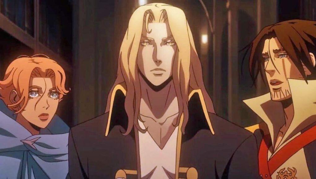 La tercer temporada para la serie animada de Castlevania ya tiene fecha