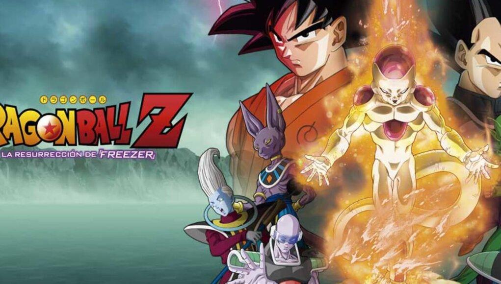 El anime comic de Dragon Ball Z: la resurrección de Freezer llegará a la Argentina