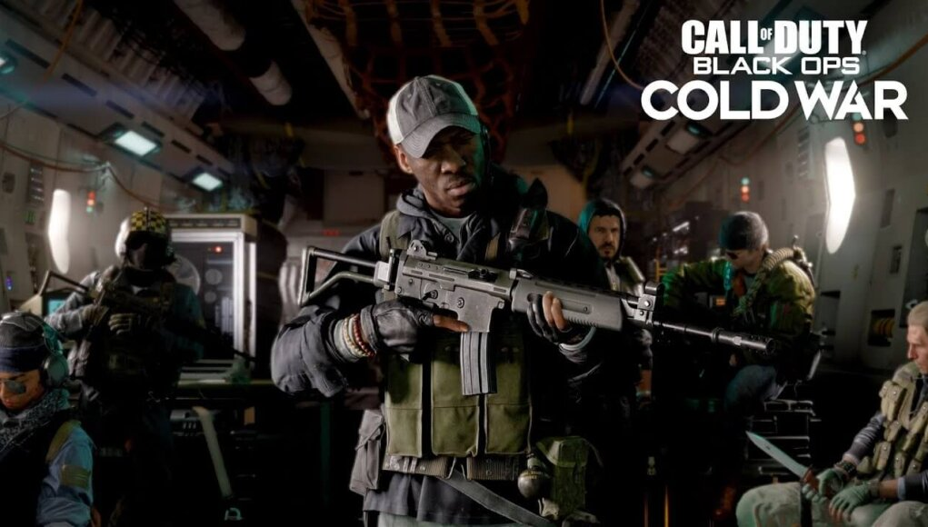 Call of Duty: Black Ops Cold War presenta su multijugador