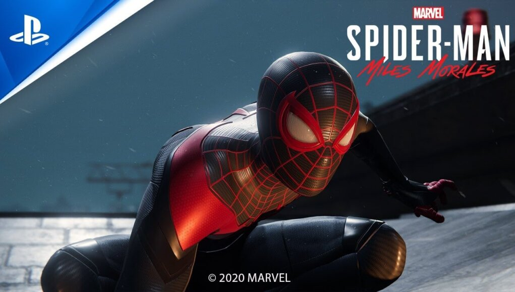 Marvel's Spider-Man: Miles Morales estrena nuevo gameplay