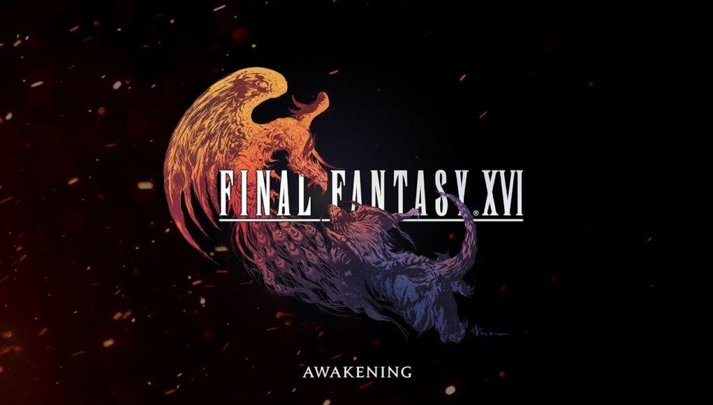 Final Fantasy XVI es anunciado de forma oficial