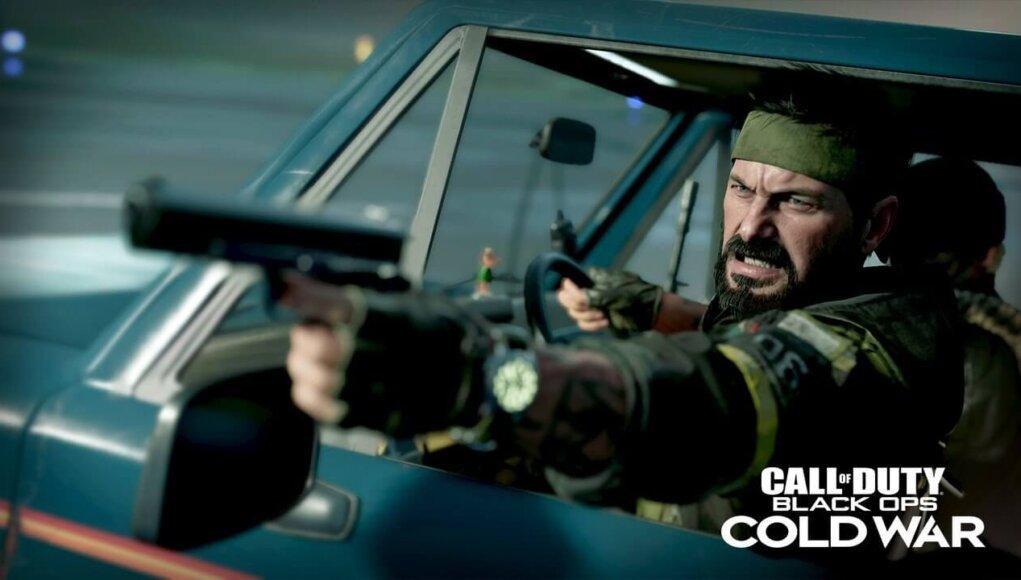 Call of Duty: Black Ops Cold War presenta su campaña en un nuevo trailer
