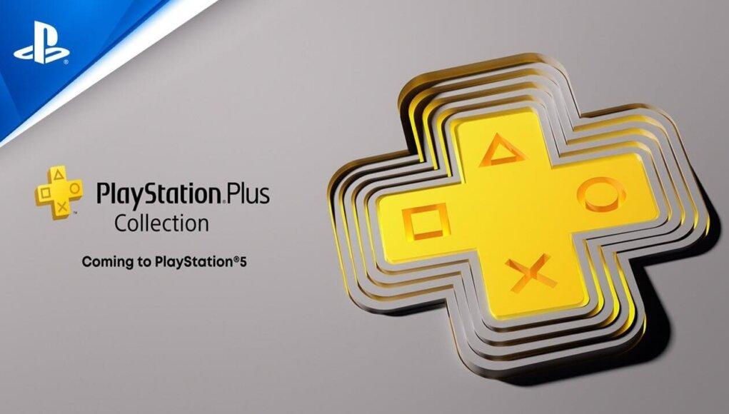 PlayStation Plus Collection es anunciado para PlayStation 5
