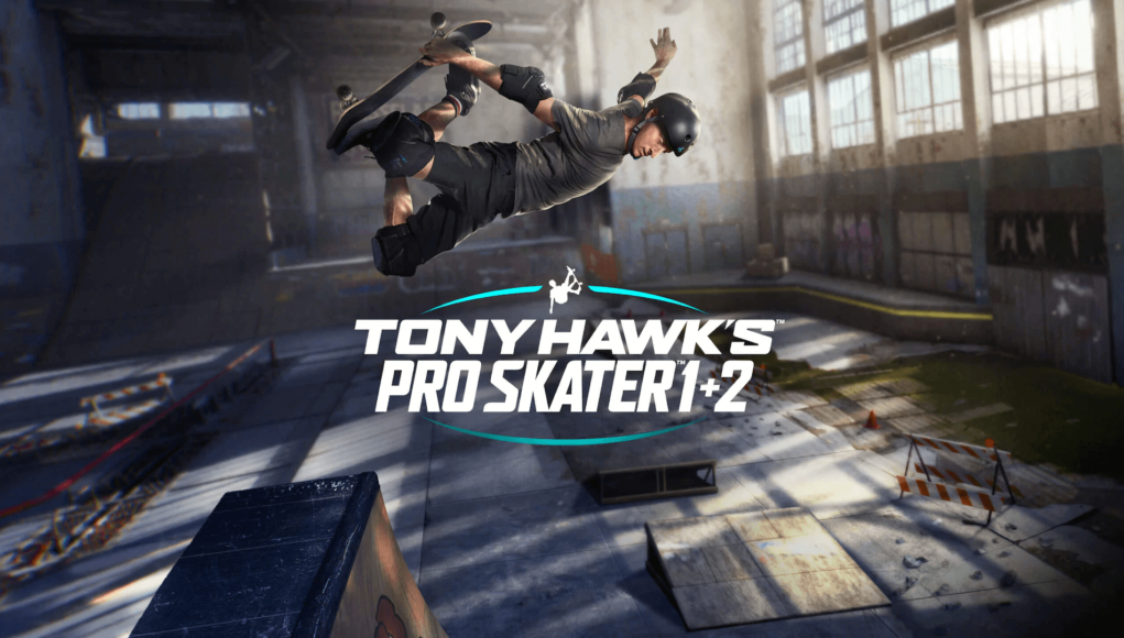 Tony Hawk's Pro Skater 1 and 2 ya se encuentra disponible