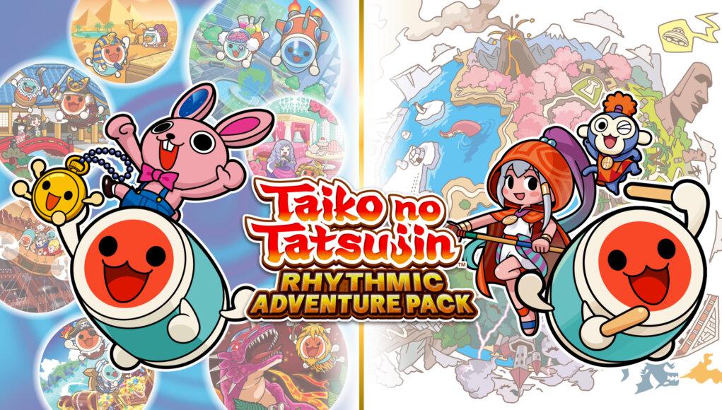 Taiko no Tatsujin: Rhythmic Adventure Pack ya cuenta con fecha de lanzamiento