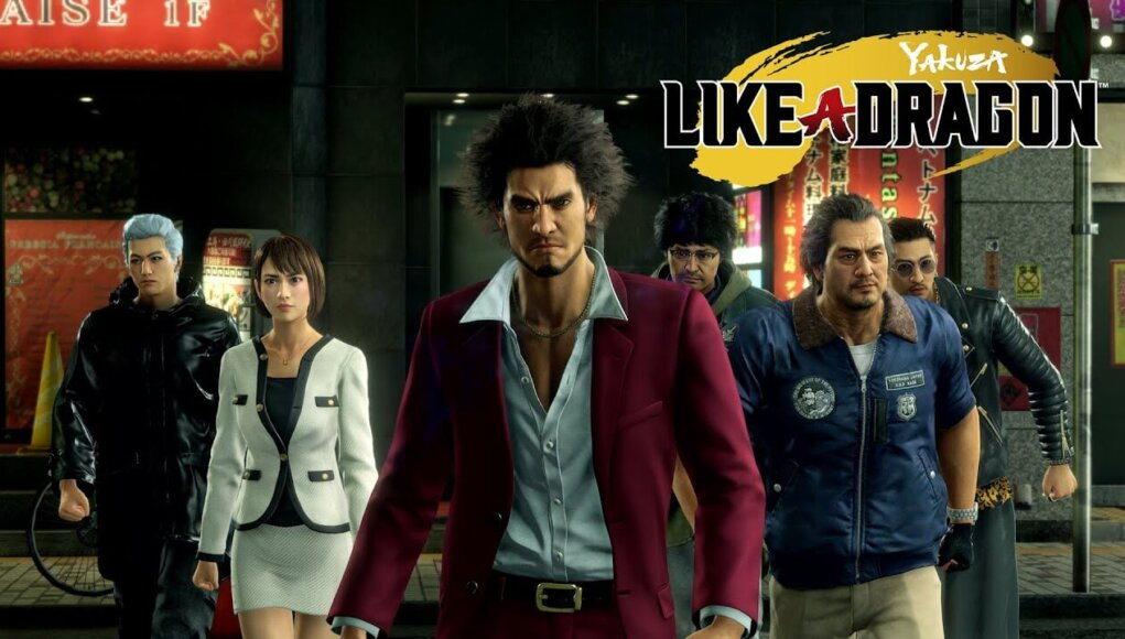 Yakuza: Like a Dragon estrena trailer centrado en sus minijuegos