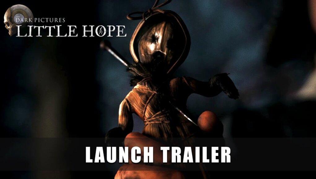 The Dark Pictures Anthology: Little Hope estrena trailer de lanzamiento