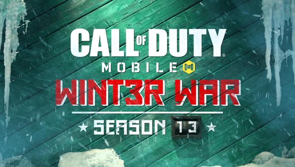 Call of Duty: Mobile presenta su Temporada 13: Winter War