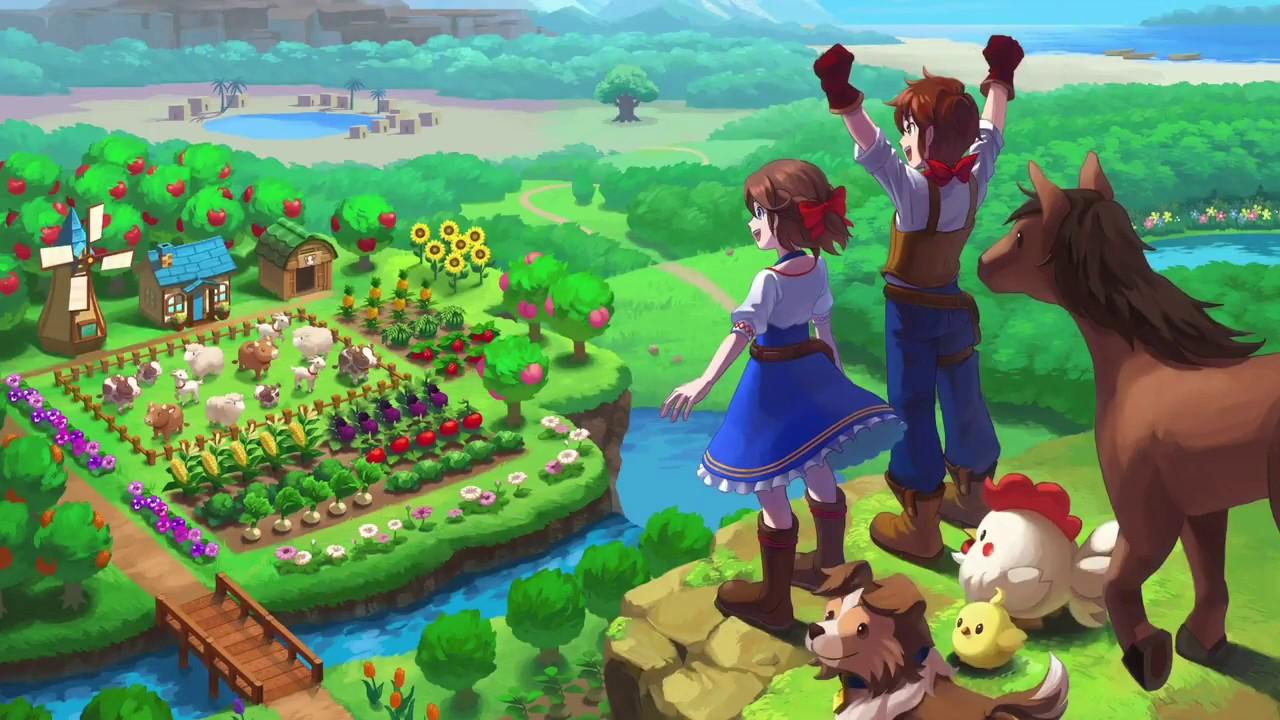 Harvest Moon: One World enseña su gameplay - Locos x los Juegos