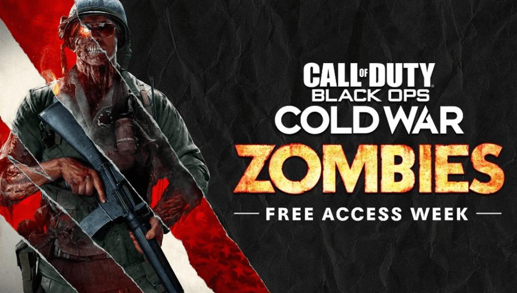 Se avecina un fin de semana gratuito para el modo zombies de Call of Duty: Black Ops Cold War