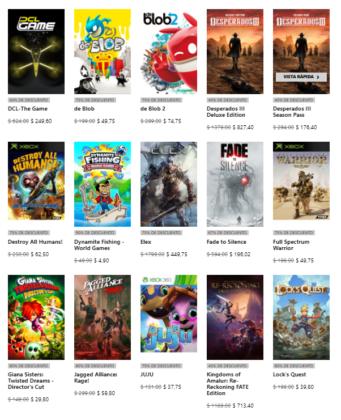 THQ Nordic y HandyGames Sale