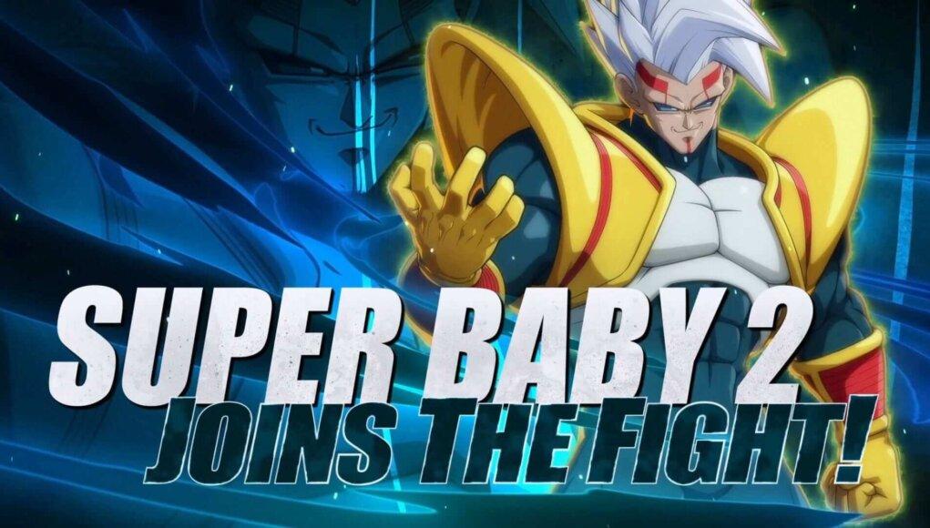 Super Baby 2 se luce en el nuevo gameplay para Dragon Ball FighterZ