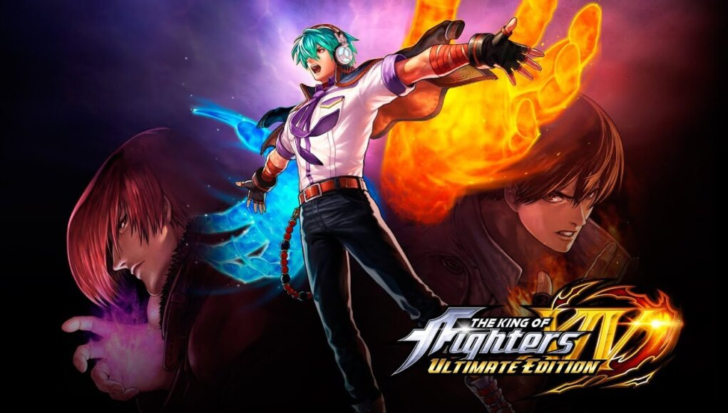 The King of Fighers XIV Ultimate Edition llega este mes a PS4