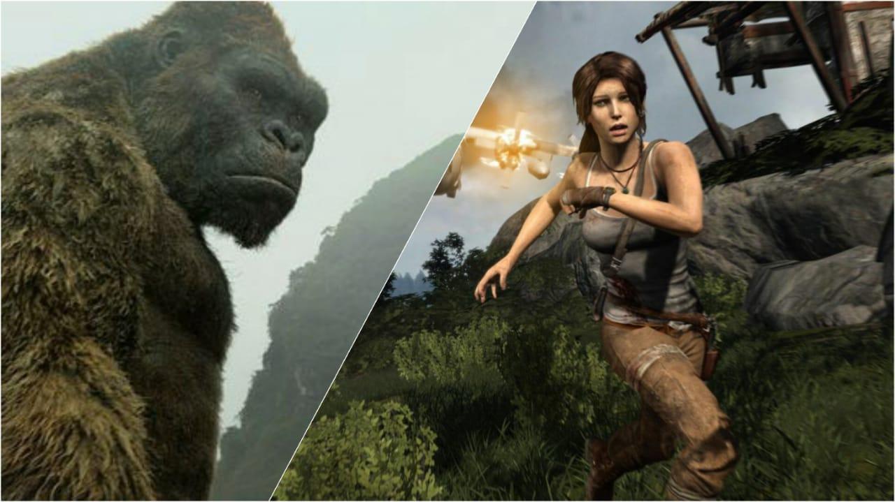 Tomb Raider e Skull Island adaptados para anime pela Netflix