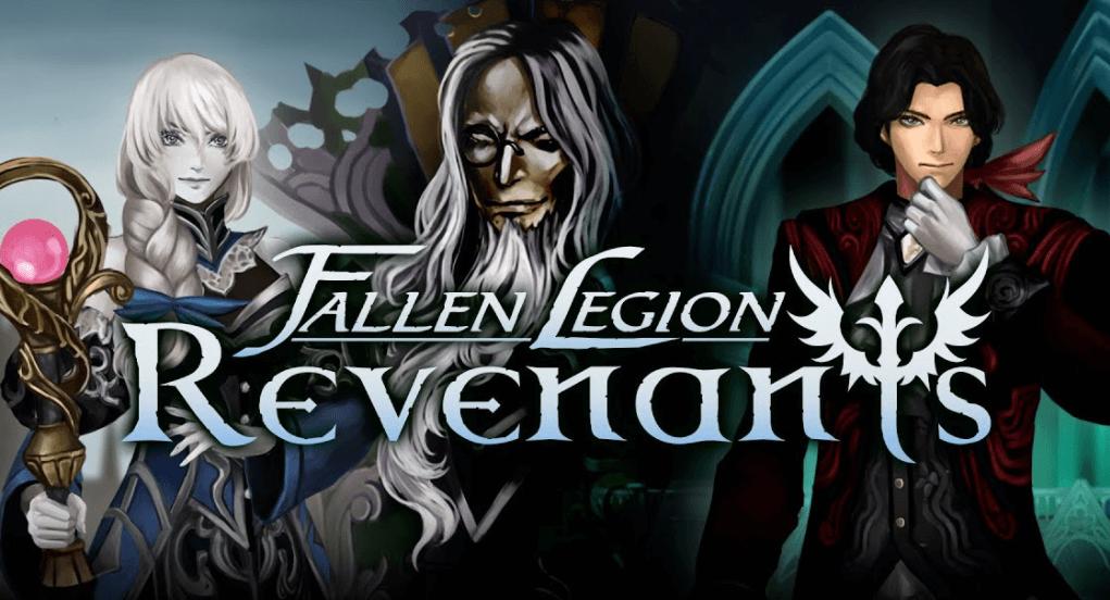 Fallen Legion Revenants ya disponible en PS4 y Switch