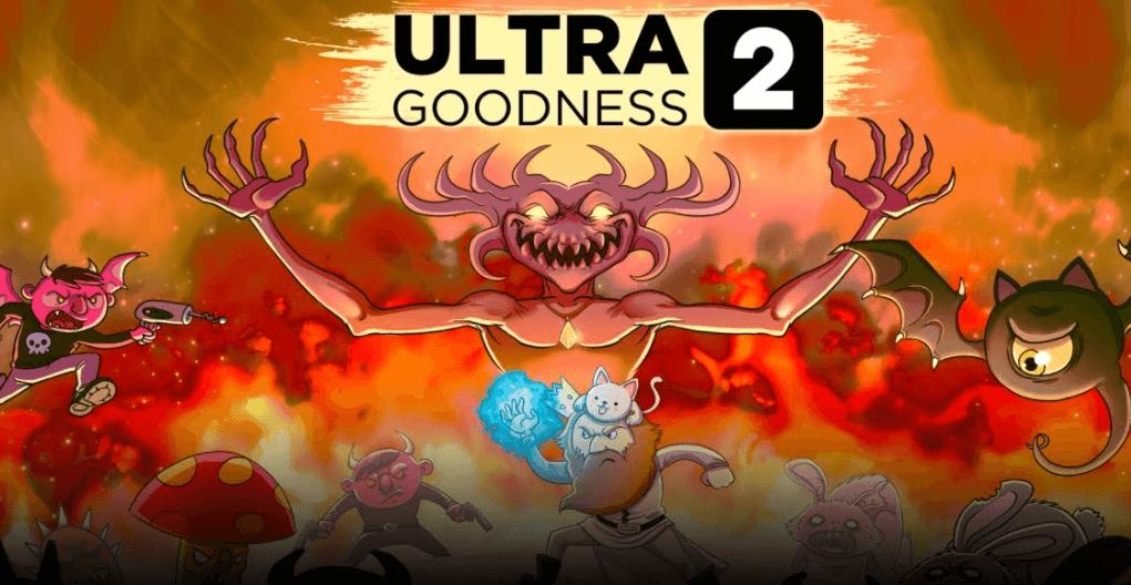 UltraGoodness 2 llega esta semana a consolas