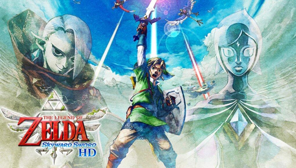 The Legend of Zelda: Skyward Sword HD es anunciado para Nintendo Switch