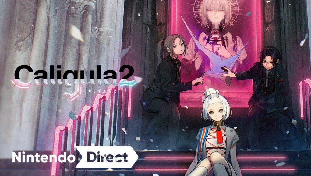 The Caligula Effect 2 es anunciado