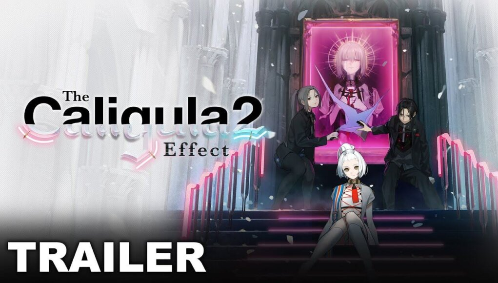 The Caligula Effect 2 estrena nuevo trailer