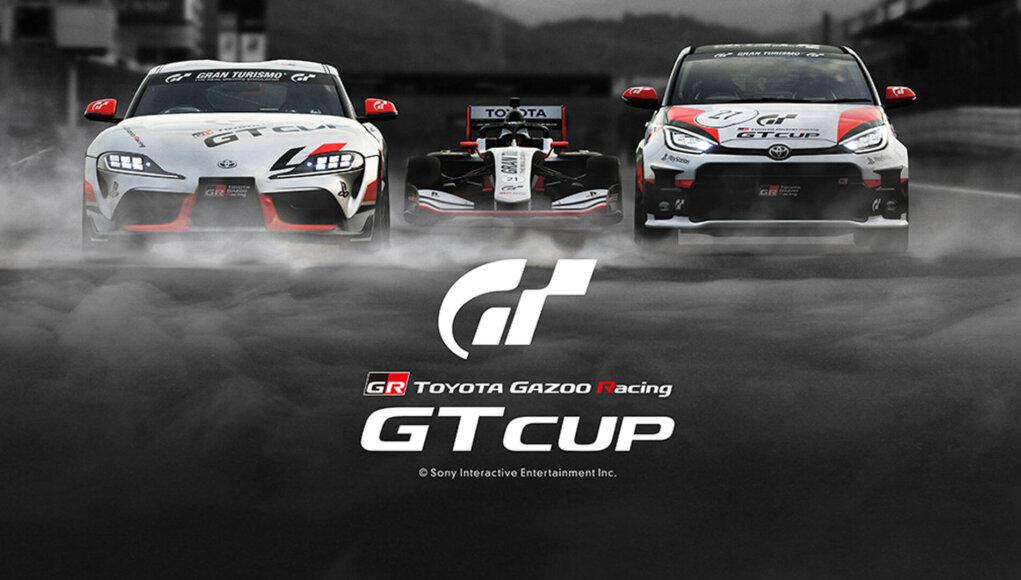 Toyota Gazoo Racing GT Cup