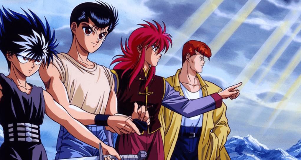El manga de Yu Yu Hakusho Edición Kanzenban se publicará en Argentina