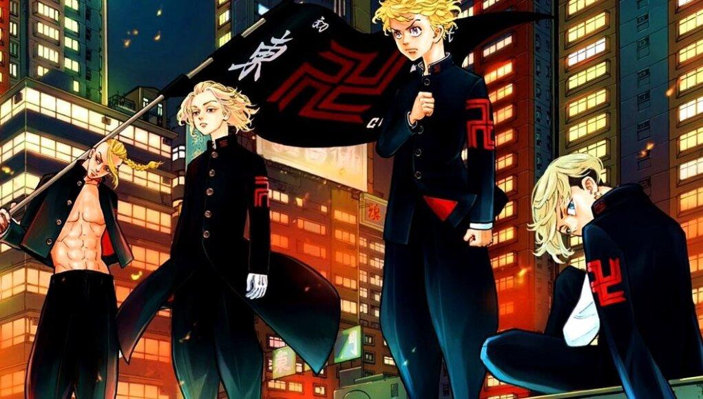 El manga de Tokyo Revengers se publicará en Argentina
