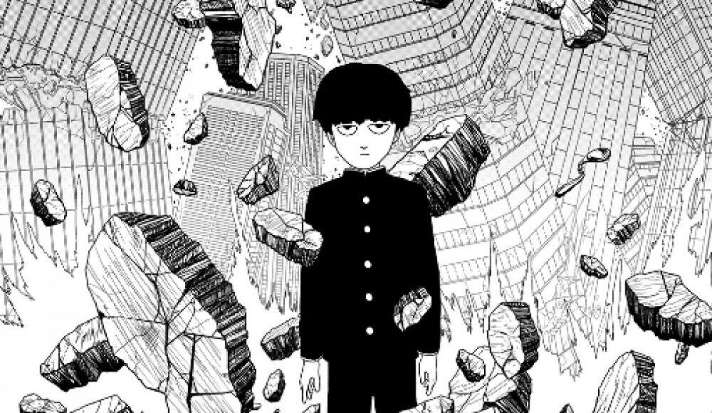 El manga de Mob Psycho 100 se publicará en Argentina